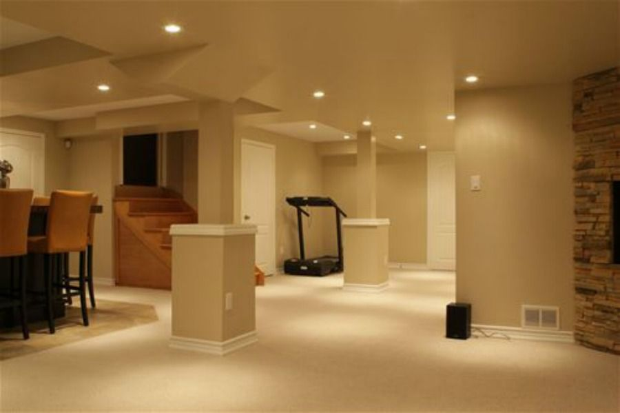 contemporary basement remodeling ideas pic 011