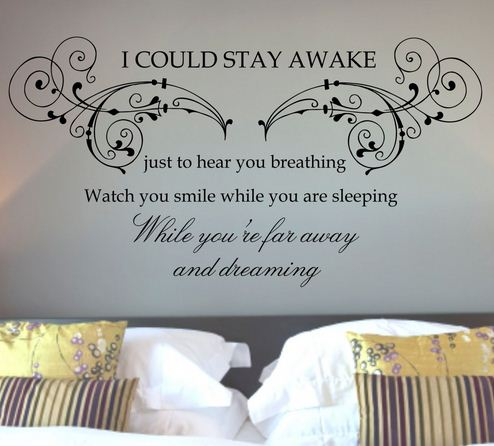 custom vinyl quotes for walls images 04
