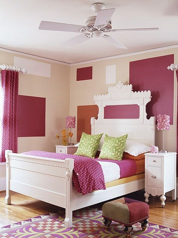 feminine paint colors bedroom walls pic 16