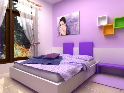 girls bedroom painting ideas for a bedroom wall pictues 04