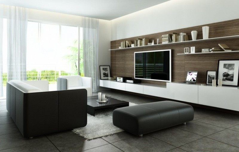 minimalist modern living room furniture sets photos 12