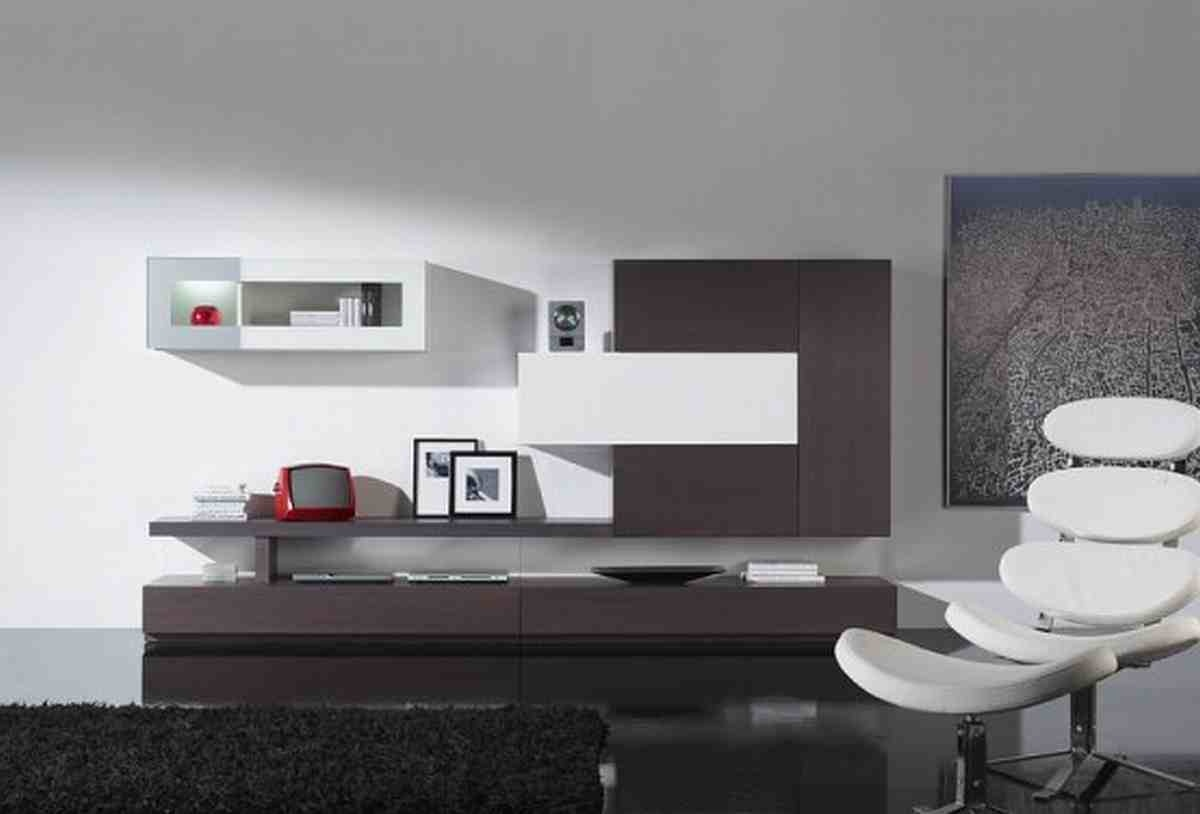 modern living room design minimalist  pictures 03