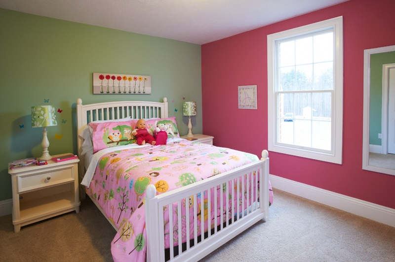 Paint colors for bedrooms with accent wall picture 03 - Paint colors for girl rooms ...