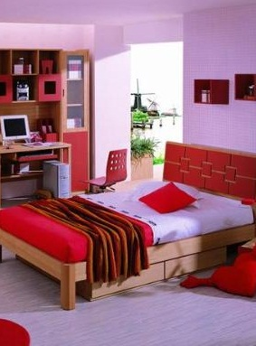 paint ideas for bedroom feature wall images 07