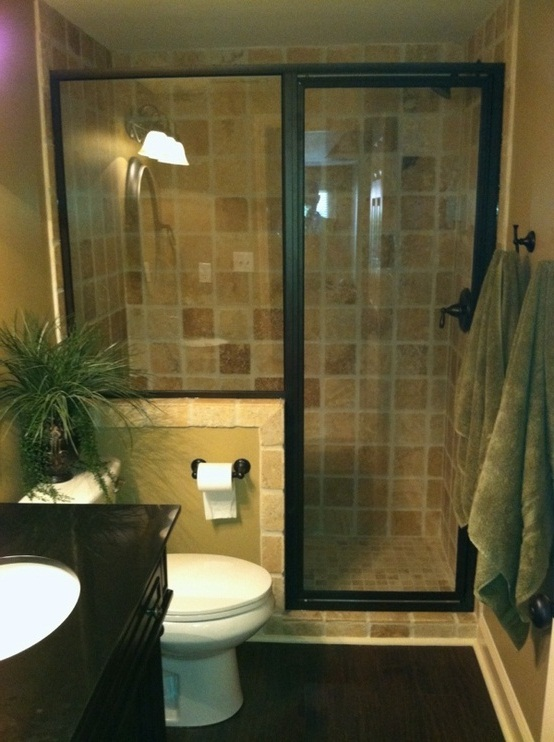 Remodeling Tiny Bathroom Ideas to Make it Look Large ... on Small Bathroom Ideas With Shower Only id=46898