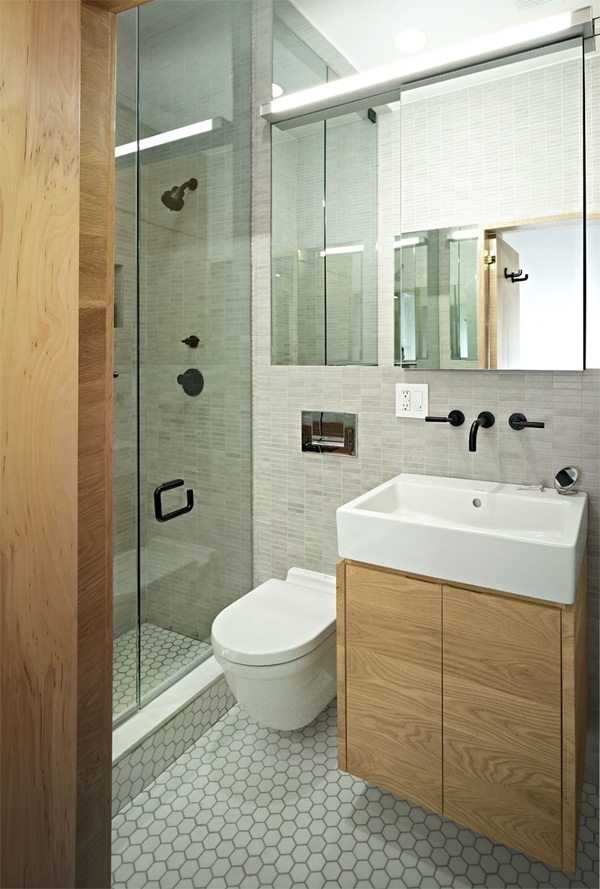 remodeling small bathroom with shower pictures 12