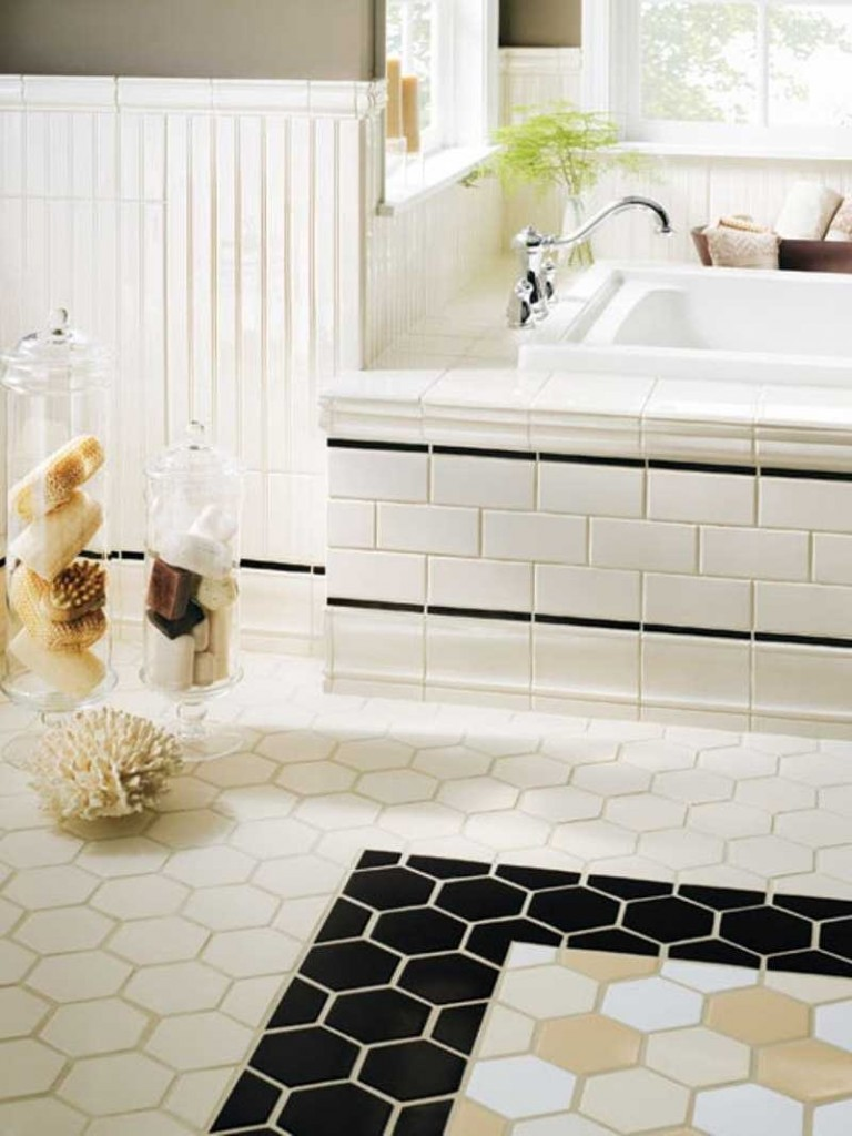 small bathroom ceramic tile ideas image 05