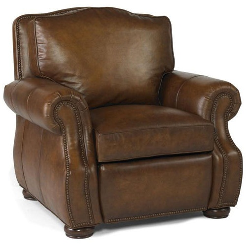 traditional leather recliner armchairs photos 12
