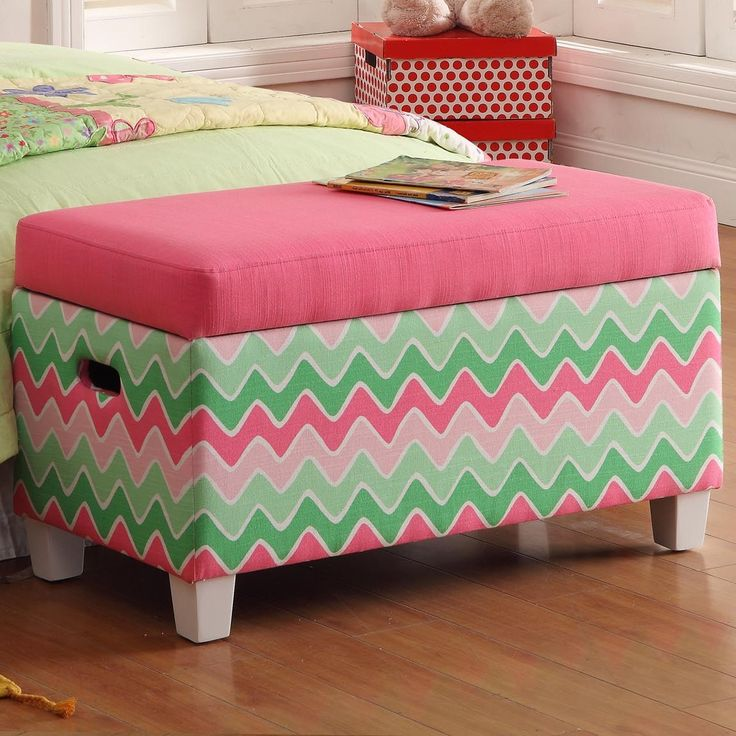 Upholstered Storage Bench Bedroom Pic 13 Small Room Decorating Ideas
