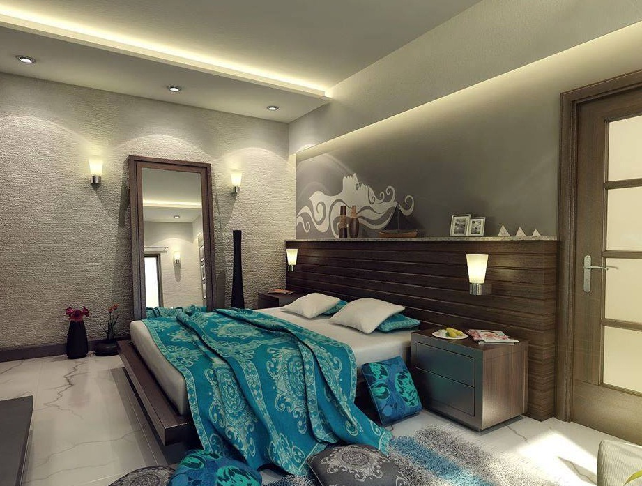 Beautiful bedroom furniture arrangements for small rooms for Beautiful bedroom design for small spaces