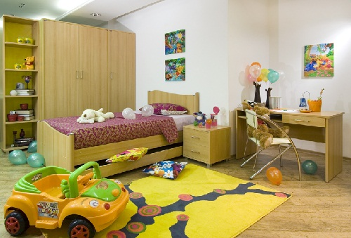 Kids Bedroom furniture ideas simple design images 05