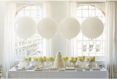 baby shower balloon decorations images 07