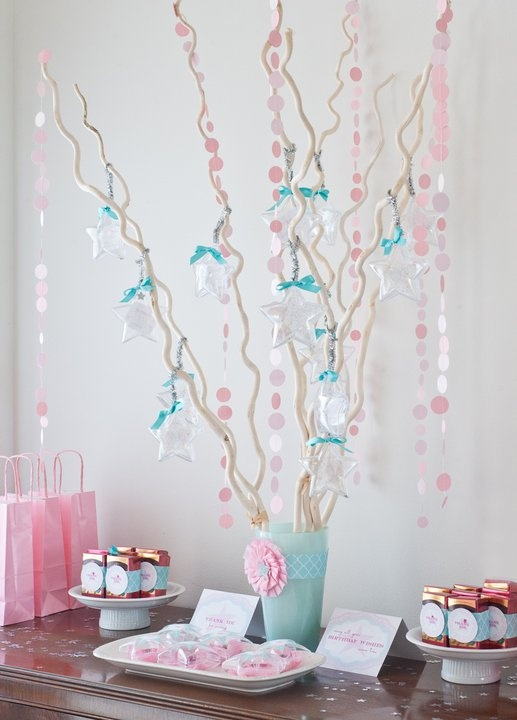 cheap decorations baby shower pic 15