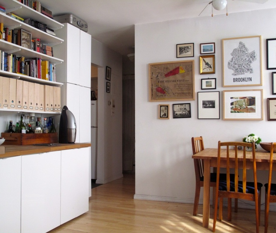How To Make More Storage In A Small Apartment