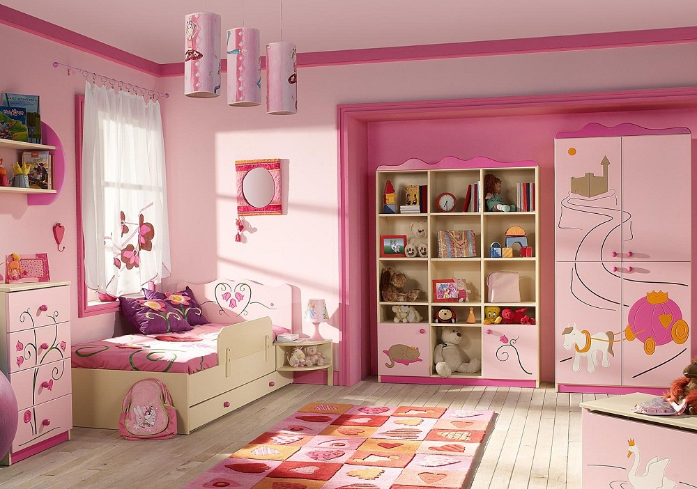 bedroom pink colour lovely simple bedroom colour ideas pink images 08 small 10605