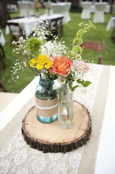 simple and elegant wedding decorations picture 07
