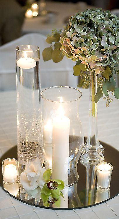 simple and elegant wedding decorations picture 07 small