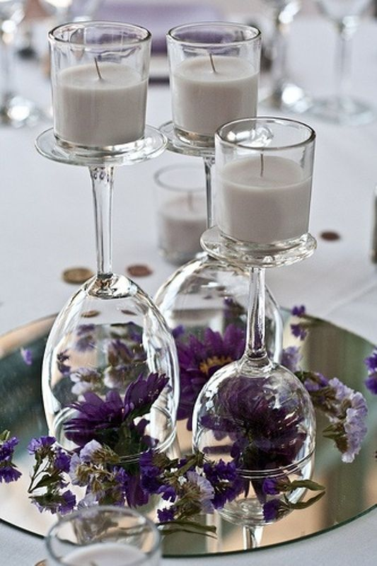 Simple but beautiful wedding decorations photos