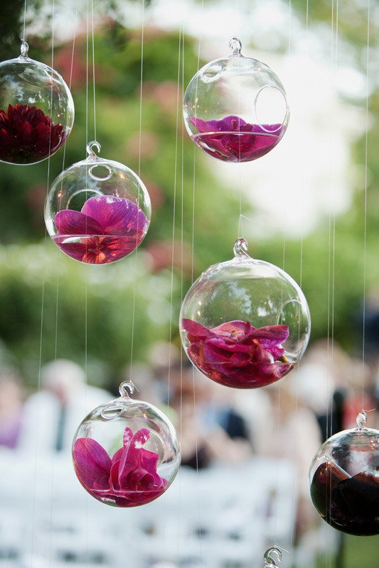 simple outdoor wedding decorations pic 14