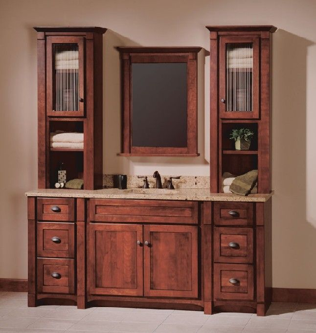 Small bathroom vanities with drawers small antique for Small bathroom vanity with drawers
