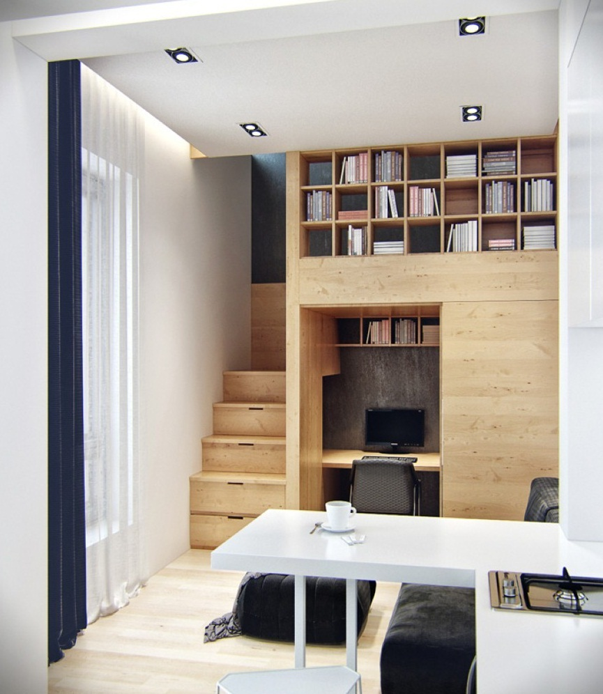 Small Apartment Storage Ideas Solutions | Small Room ... on Small Apartment Organization  id=15654