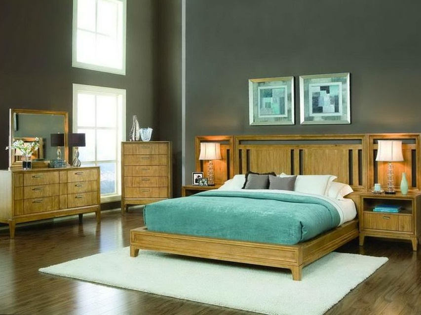 wooden bedroom furniture sets for small bedrooms pictures 01