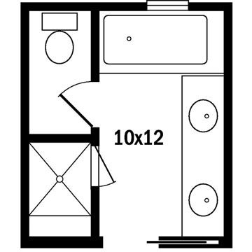Master Bathroom Closet Floor Plans also Master Bathroom Floor Plans 10 X 12 furthermore 10 X 10 Master Bathroom Layout Ideas together with Floor Plans Living Room Floor Plan 12 X 12 Bathroom Floor Plans Master additionally Sq FT Contemporary Single Floor Home Design. on master bathroom floor plans 10 x 12