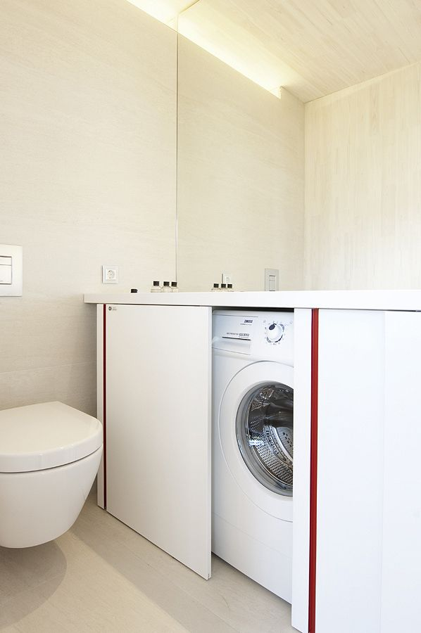 bathroom design with washer and dryer ideas hidden machine