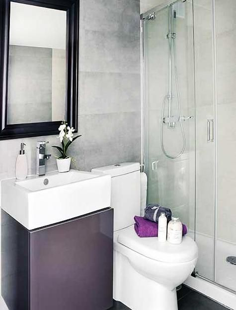 Beautiful and Elegant Small Bathroom Remodeling for Modern Homes