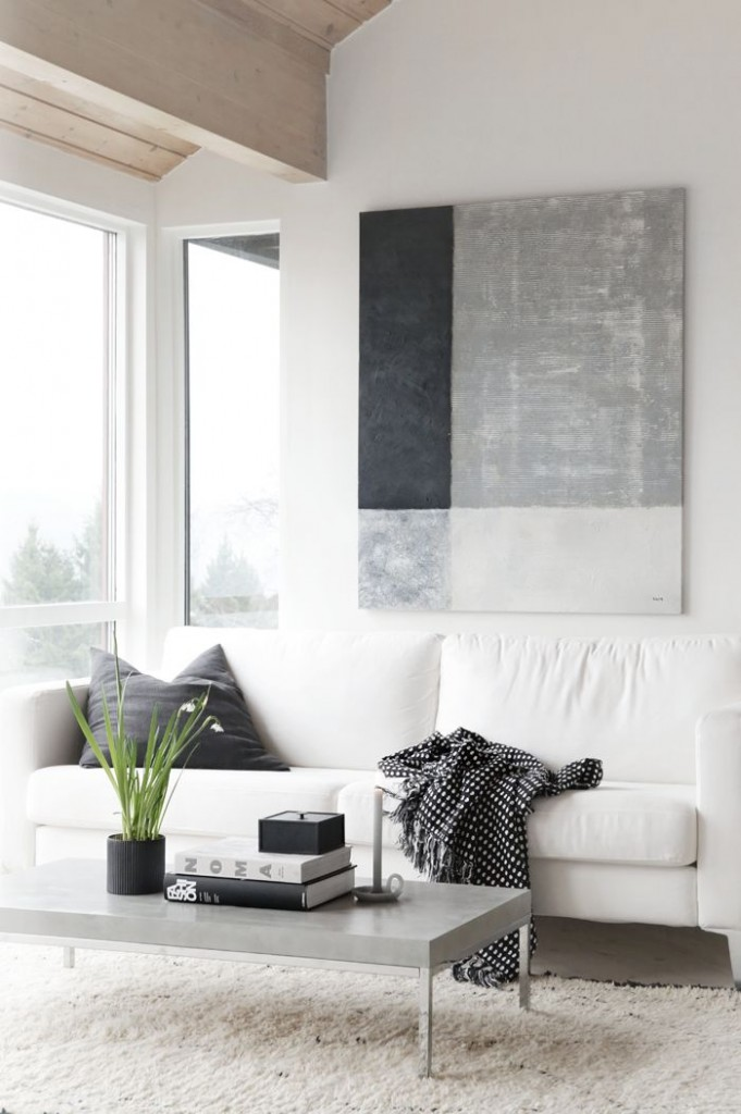 Choosing paint colors for living rooms adding extra Shades of grey interior paint