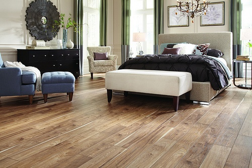 Best Looking Laminate Flooring Bedroom Retreat Sweetness