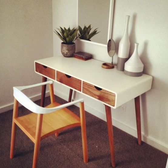 Cheap Mid Century Modern Furniture Dressing Tables