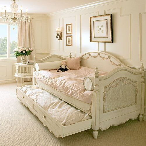 Cute Shabby Chic Bedroom French Decor Photos 20