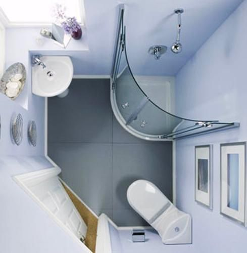 Excellent Layout Small Bathroom Remodeling Designs Look Stylish and Fresh