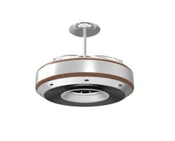 Bladeless ceiling fan reviews home design inspirations Exhale fan review
