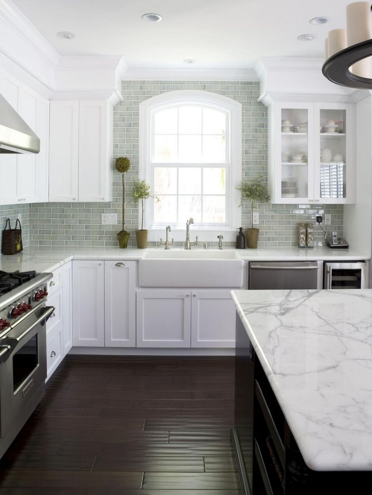 30 Kitchen Subway Tile Backsplash Ideas Small Room