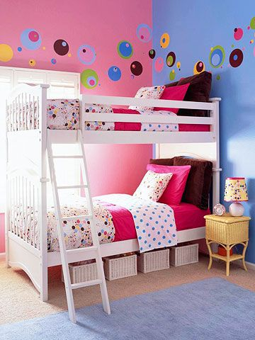 Girl Bedroom Design Ideas CUTE children bedroom decor