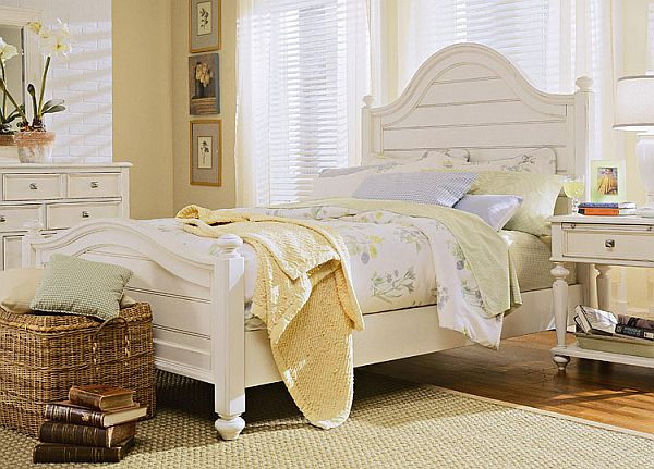 Love white bedroom furniture design ideas images 10