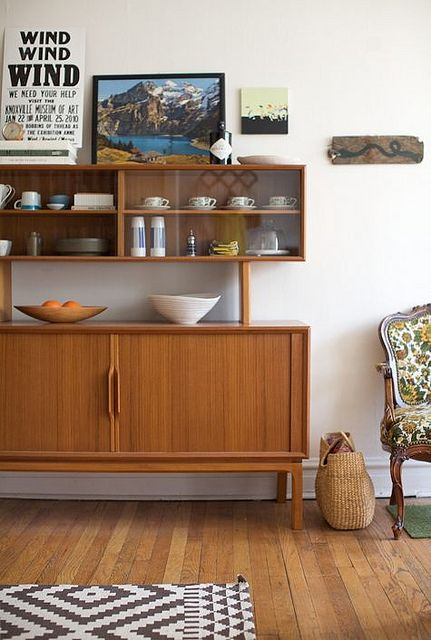 Mid Century Modern Design Sideboard Furniture