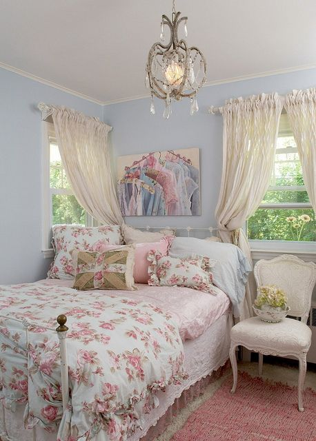 shabby chic bedding pictures 03
