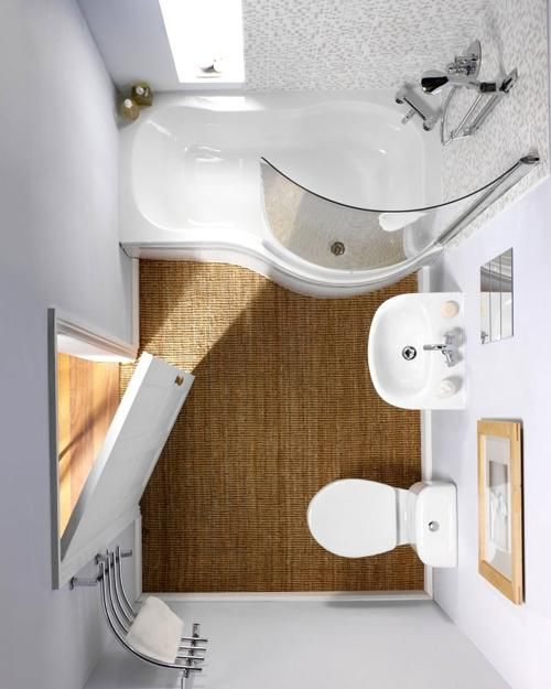 Small Bathroom Remodeling Design Look Stylish and Fresh