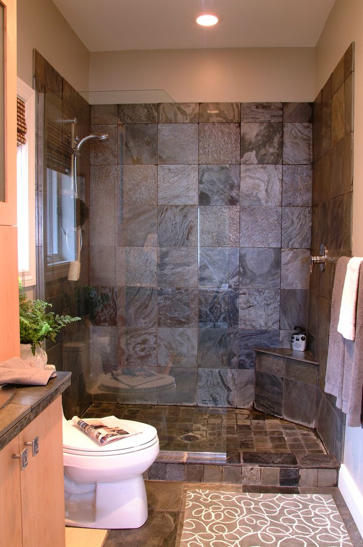 Small Bathroom Remodeling Pics Small Tiled Shower Small Bath with Walk in Shower