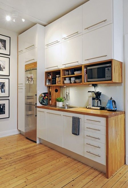 Small Kitchen Cabinets For A Small Space Pictures