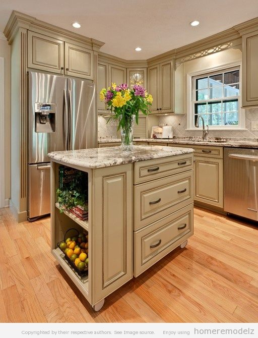 Small Kitchen Designs Ideas With Islands Images