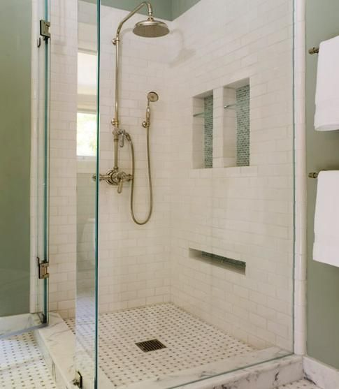 20 small bathroom remodel subway tile ideas small room for Bathroom ideas subway tile