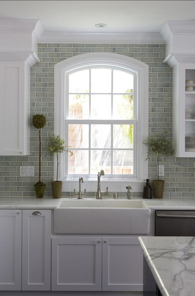 Simple Subway Backsplash Standard 3x6 White Subway Tile