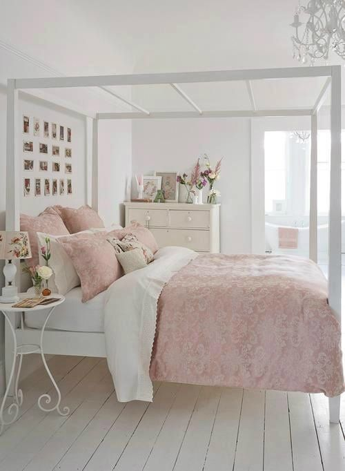Thirty Shabby Chic Bedding Ideas Pictures 04