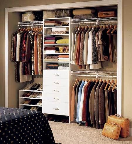 Wardrobe Design for Bedroom Ideas to Get Home your Organized