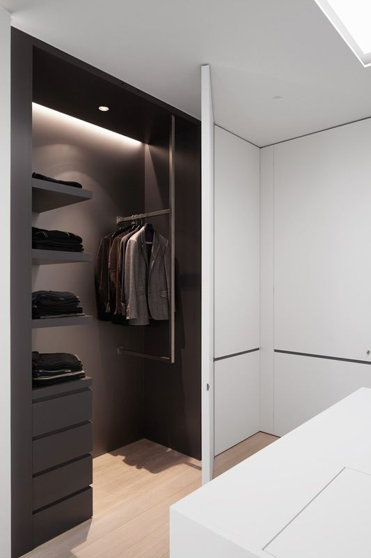 Wardrobe Design for Bedroom Modern Closet Design