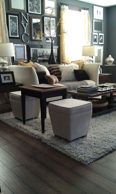 best paint colors for dark living rooms images